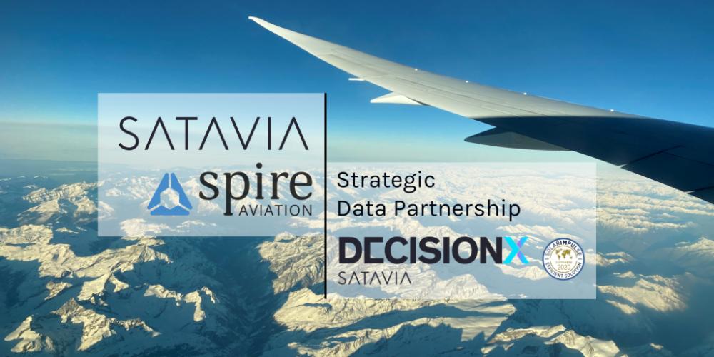 20200930 satavia-spire-partnership-decisionx-final